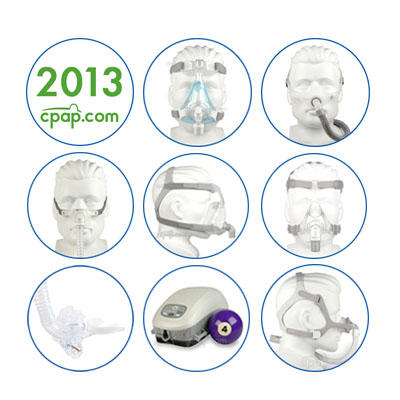 CPAP Products From 2013